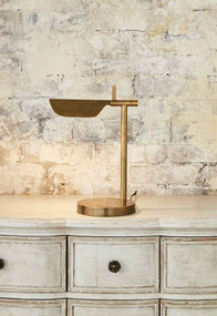 Table Lamp - Antique Brass ATA