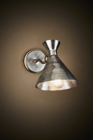 Indoor Wall Light - Silver LWN