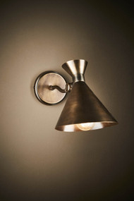 Indoor Wall Light - Brass LWN