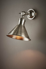 Indoor Wall Light - Antique Silver VTA