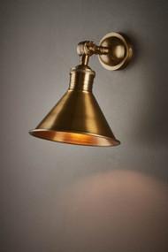 Indoor Wall Light - Antique Brass VTA