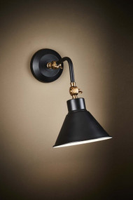 Indoor Wall Light - Black NDA