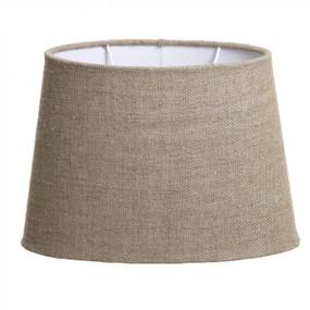 Lampshade - 10x5.5x8.5x7 Natural Linen Euro