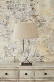 Table Lamp - Shiny Nickel SNC