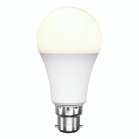 Smart Light Bulb B22 LED - Dimmable 9W 900lm Tri Colour