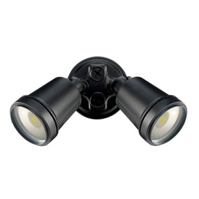 Spotlight - 22W 1500lm IP44 4200K 95mm Black