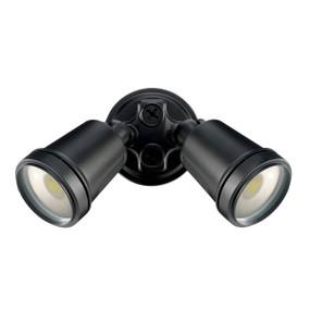 Spotlight - 22W 1500lm IP44 4200K 95mm Black
