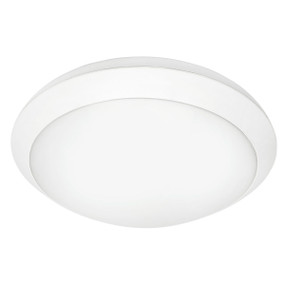 Vandal Resistant Oyster Light – IK8 28W 2100lm IP65 4200K White
