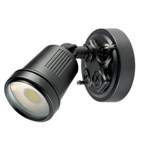 Spotlight - 11W 750lm IP44 4200K 95mm Black