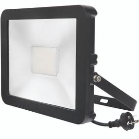 Floodlight - 20W 1600lm IP65 4200K 180mm Black