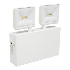 Emergency Light - 3W 110lm IP20 6500K 198mm 2 Hours White
