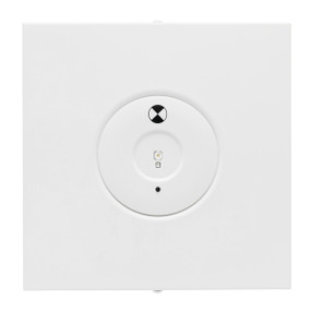 Emergency Downlight - 3W LED Surface Mounted 2 Hours White