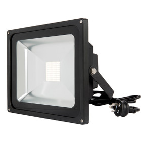 Flood Light - 20W 2000lm IP65 4200K 140mm Black