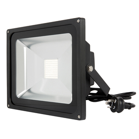 Flood Light - 20W 2000lm IP65 4200K 140mm Black