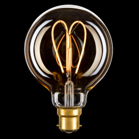 LED Vintage Filament Globe - B22 4W 130lm 138mm