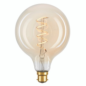LED Vintage Filament Globe - B22 4W 150lm 138mm