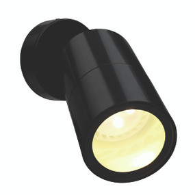 Spotlight - Adjustable GU10 35W IP65 110mm Black