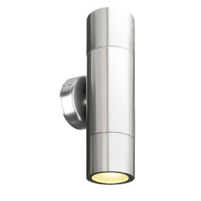 Up Down Light - 240V Marine Grade 316 Stainless Steel GU10 35W IP65 21cm