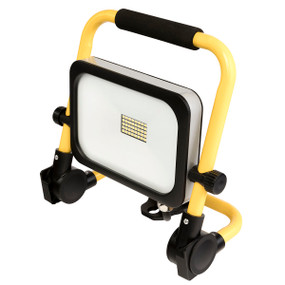 Portable Worklight - 20W 1800lm IP54 269mm Black and Yellow