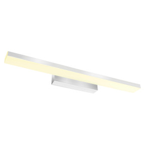 Vanity Light - 15W 1000lm IP20 3000K 600mm Chrome