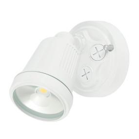 LED Flood Light - 11W 750lm IP44 4200K 95mm White