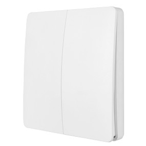 Smart Dimmer Switch - 2 Gang