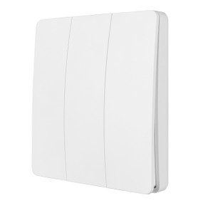 Smart Dimmer Switch - 3 Gang