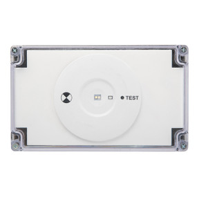 Emergency Downlight - 6W LED IP65 White Surface Mounted 2 Hours Commercial Grade