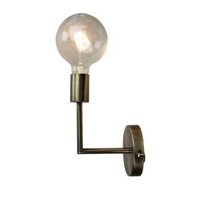 Indoor Wall Light - 42W IP20 E27 235mm Antique Brass