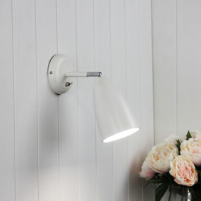 Indoor Wall Light - 42W IP20 E27 250mm White