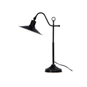 Table Lamp - 40W IP20 E27 530mm Bronze