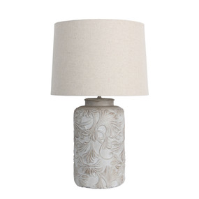 Table Lamp - 60W IP20 E27 550mm White