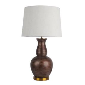 Table Lamp - 60W IP20 E27 650mm Bronze