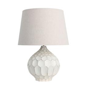 Table Lamp - 60W IP20 E27 510mm Cream