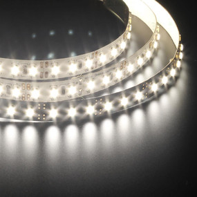 Flexible 120 LED Strip - 19.2W 12V / Natural White LED