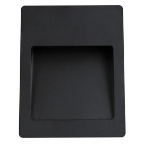 Indoor Wall Light - 6W 345lm IP20 4000K 155mm Black