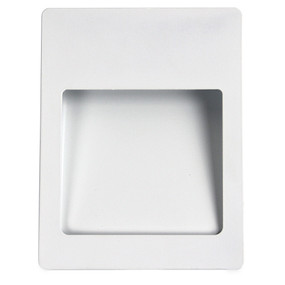 Indoor Wall Light - 6W 290lm IP20 3000K 155mm White