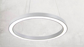 Pendant Light - 18W 900lm 4000K 400mm White
