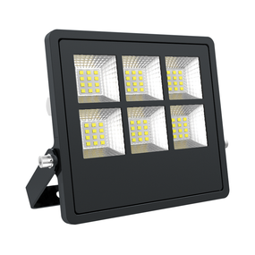 Flood Light - Vandal Resistant 50W 4750lm IP66 IK08 4000K 254mm Commercial Grade