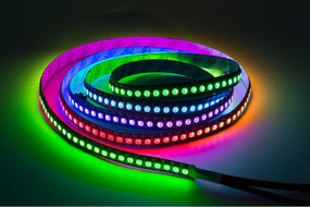 Solar Strip Light RGB - 5m 8 Lighting Modes Flexible with Adhesive