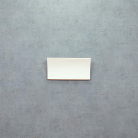 Indoor Wall Light - 120W G9 350mm White Made In Italy
