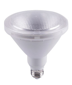 PAR E27 LED GLOBE - 15W 1300lm IP65 3000K 135mm White