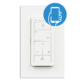 Smart Ceiling Fan Remote Control TM2 - White