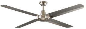 Fan - Marine Grade 316 Stainless Steel 132cm 52in 53W Chrome 3 Speed
