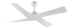 Fan - 132cm 52in 71W White 3 Speed
