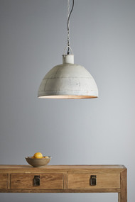 Pendant Light - E27 520mm Vintage White