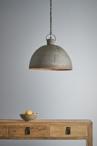 Pendant Light - E27 520mm Vintage Grey