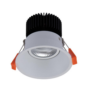 LED Downlight - Dimmable 13W 987lm IP40 3000K 100mm White