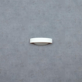 Indoor Wall Light - 60W E27 320mm White Made In Italy