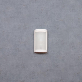 Indoor Wall Light - 60W E27 300mm White Made In Italy